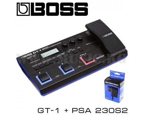 Гитарный процессор Boss GT-1