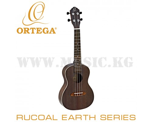 Укулеле концертная Ortega RUCOAL EARTH SERIES