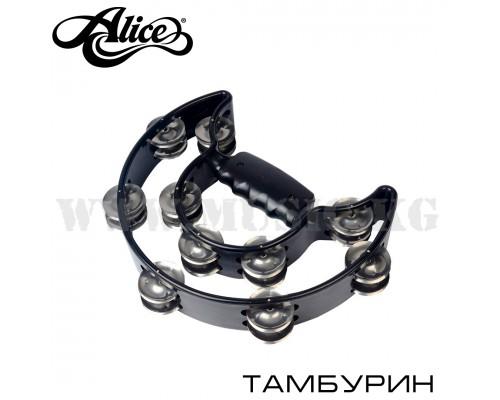 Тамбурин Alice ATB-002 Black