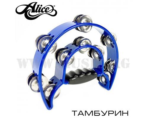 Тамбурин Alice ATB-002 Blue