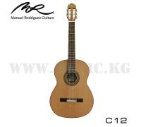 Классическая гитара Manuel Rodriguez C12