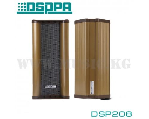 Всепогодная звуковая колонна DSPPA DSP-208