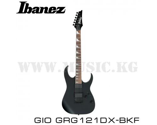 Электрогитара Ibanez Gio GRG121DX-BKF Black Flat