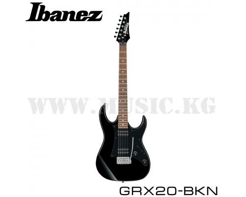 Электрогитара Ibanez GRX20 Black Night