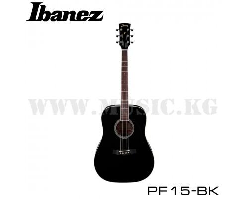 Акустическая гитара Ibanez PF15-BK