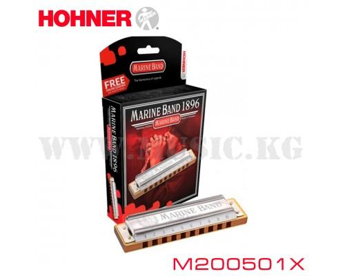 Губная гармошка Hohner M200501X