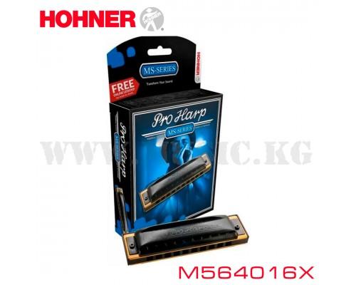 Губная гармошка Hohner M564016X