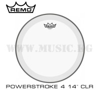 "Пластик для тома Remo 14"" POWERSTROKE 4 Clear"