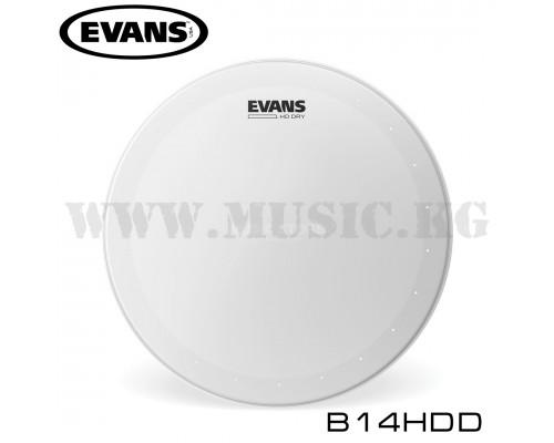Пластик для малого барабана EVANS B14HDD 14'