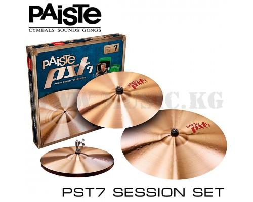 """Комплект тарелок Paiste 14/16/20"""" PST7 Light/Session Set"""