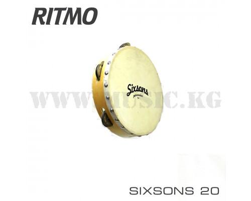 Бубен Ritmo Sixsons 20