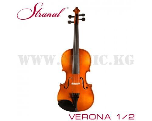 Скрипка Strunal Verona 150A 1/2