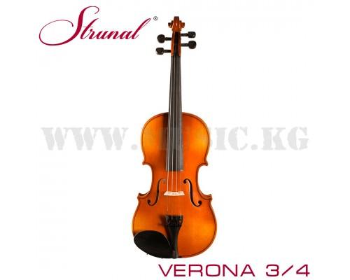 Скрипка Strunal Verona 150A 3/4