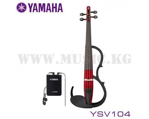 Электроскрипка Yamaha YSV104 Silent Violin