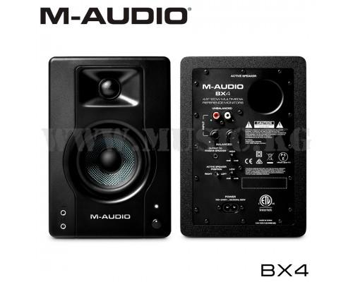 Студийные мониторы M-Audio BX4