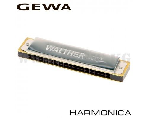 Губная гармошка Gewa Harmonica Tremolo