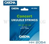Струны для концертной укулеле Cascha HH 2054 Premium Concert Ukulele Strings