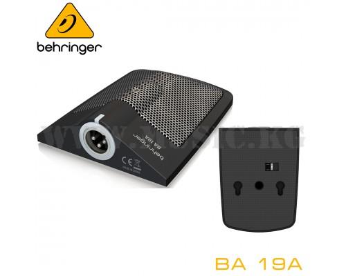 Инструментальный Конденсаторный микрофон Behringer BA 19A