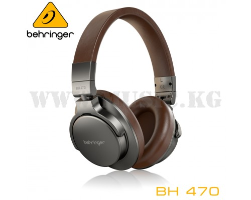 Студийные наушники Behringer BH 470