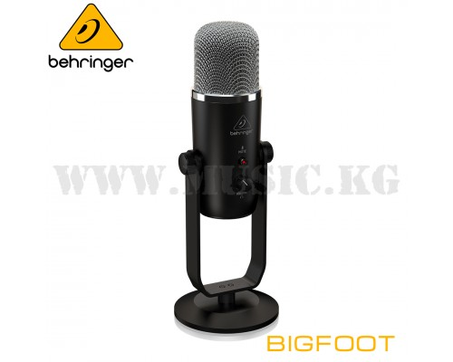 Студийный USB-микрофон Behringer Bigfoot