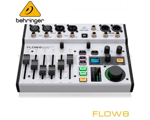 Цифровой микшерный пульт Behringer FLOW8