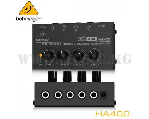 Усилитель для наушников Behringer HA400