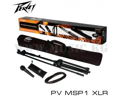 Динамический микрофон Peavey PV-MSP1 XLR(Набор вокалиста)