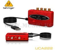 Звуковая карта Behringer UCA222 U-Control