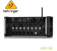 Цифровой микшерный пульт Behringer XR16