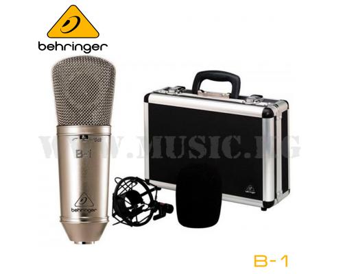 Конденсаторный микрофон Behringer B-1