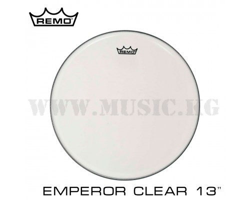 Пластик для тома Remo Emperor Clear Batter 13'