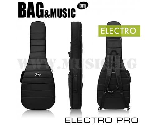 Полужесткий чехол для электрогитары Bag&Music Electro PRO