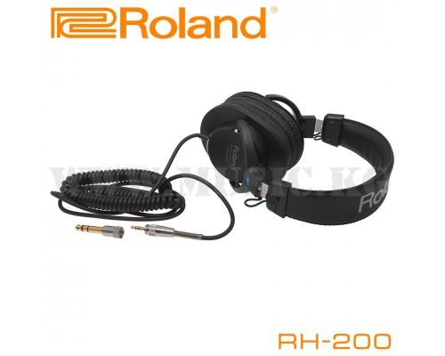 Студийные наушники Roland RH-200