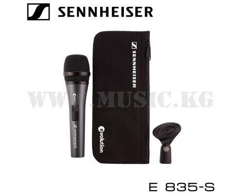 Динамический микрофон Sennheiser E 835-S