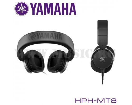 Студийные наушники Yamaha HPH-MT8