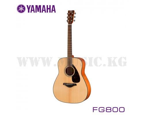 Акустическая гитара Yamaha FG800 NT