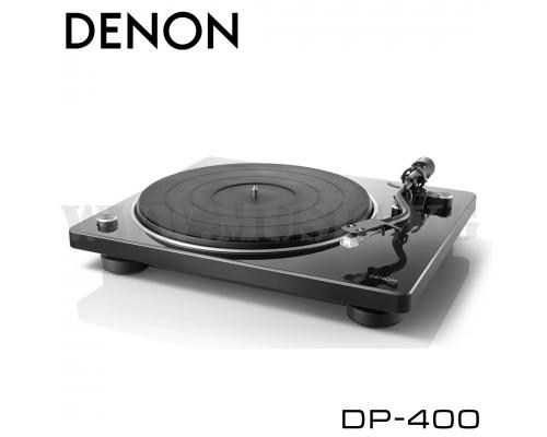Виниловый проигрыватель Denon DP-400