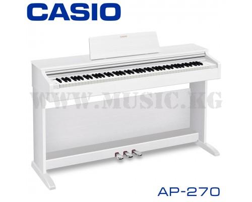 Цифровое фортепиано Casio AP-270 WH