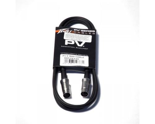 MIDI кабель Peavey (1.5м)