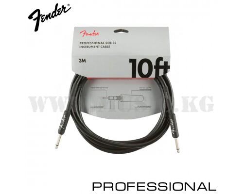 Инструментальный кабель Fender Professional Series (3м)