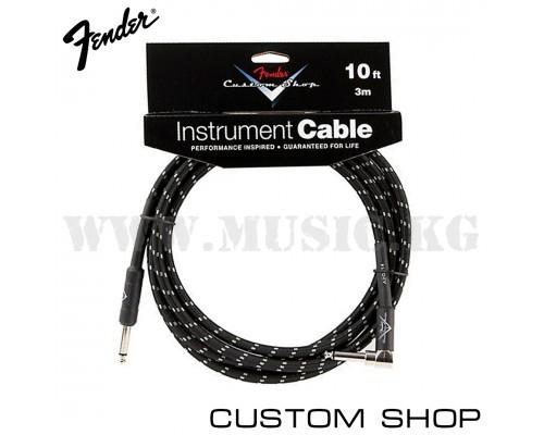 Инструментальный кабель Fender Custom Shop (3м)