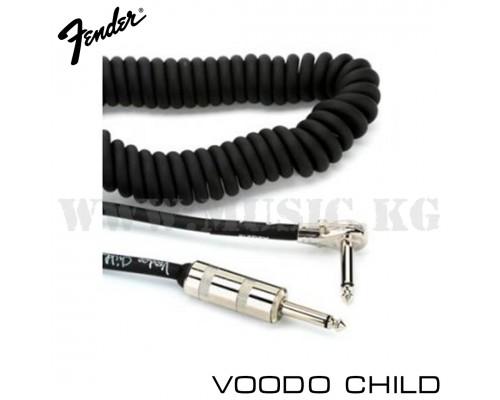 Инструментальный кабель Fender Voodo Child (3м)