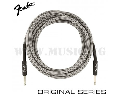 Инструментальный кабель Fender Original Series Grey (4.5м)