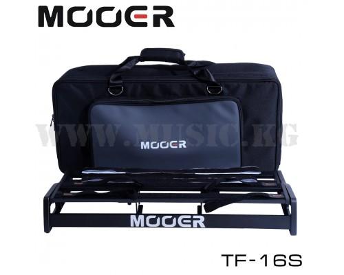 Педалборд MOOER TF-16S