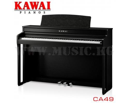 Цифровое фортепиано Kawai CA49 PB