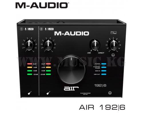 Звуковая карта M-AUDIO AIR 192 | 6