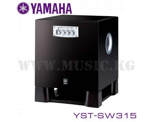 Сабвуфер Yamaha YST-SW315 Piano Black