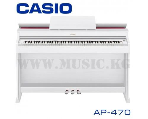 Цифровое фортепиано Casio AP-470 WH