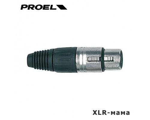 Proel XLR-мама