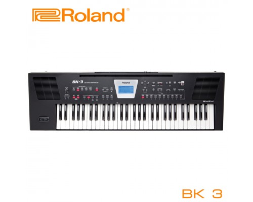 Синтезатор Roland BK-3